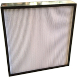 Non-partition HEPA Filter