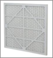 初效纸框褶型式过滤器