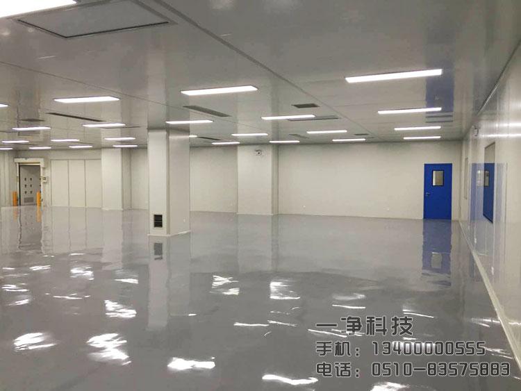 防止净化工程中净化房的污染